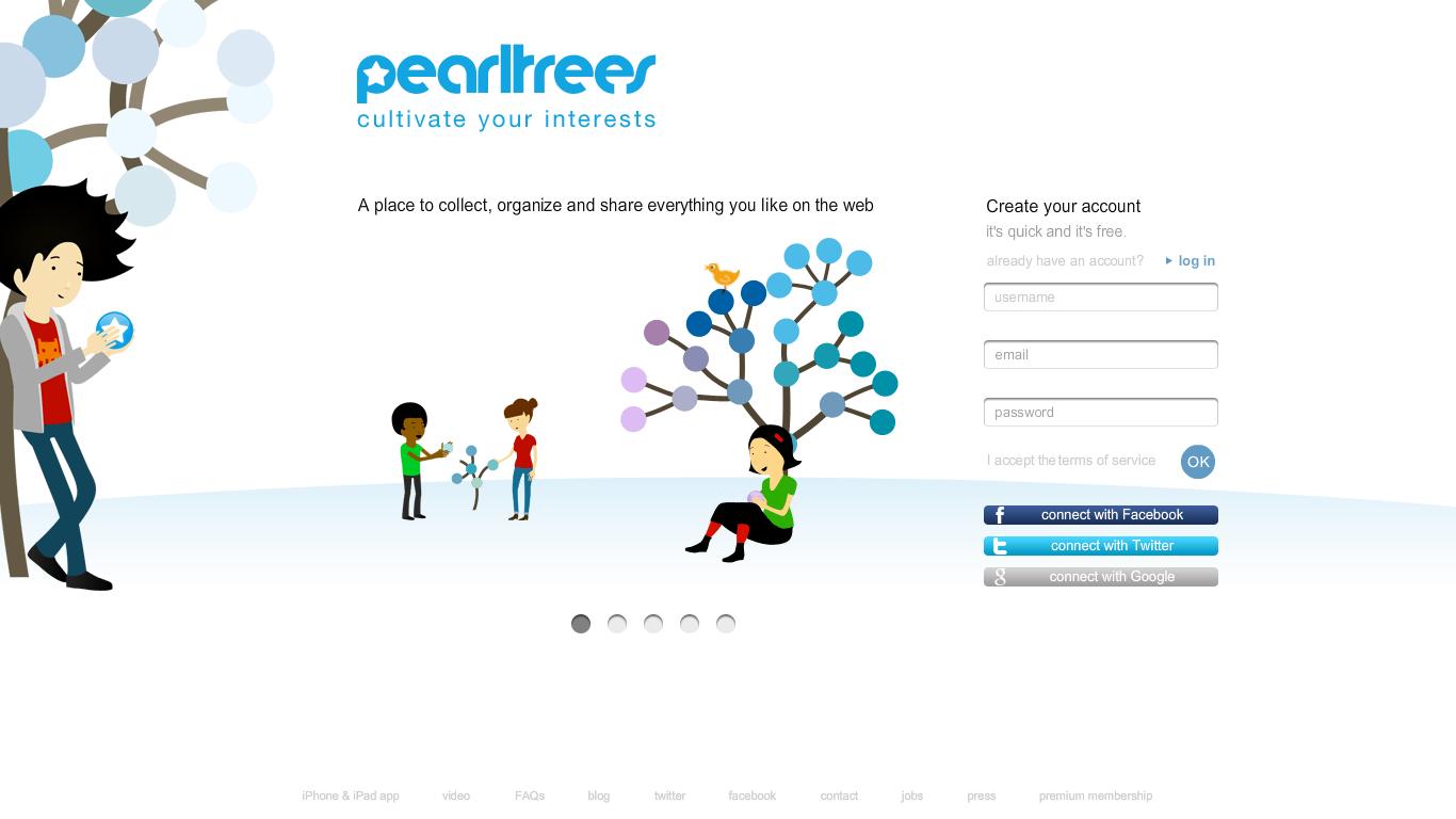 Pearl trees