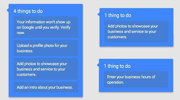 Qué hacer Google My Business