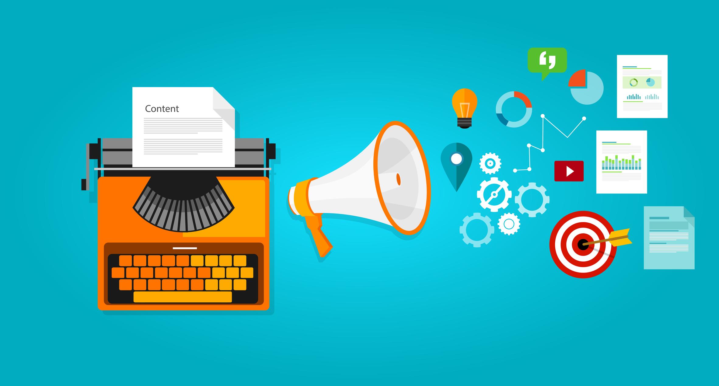 contenido seo y redes sociales